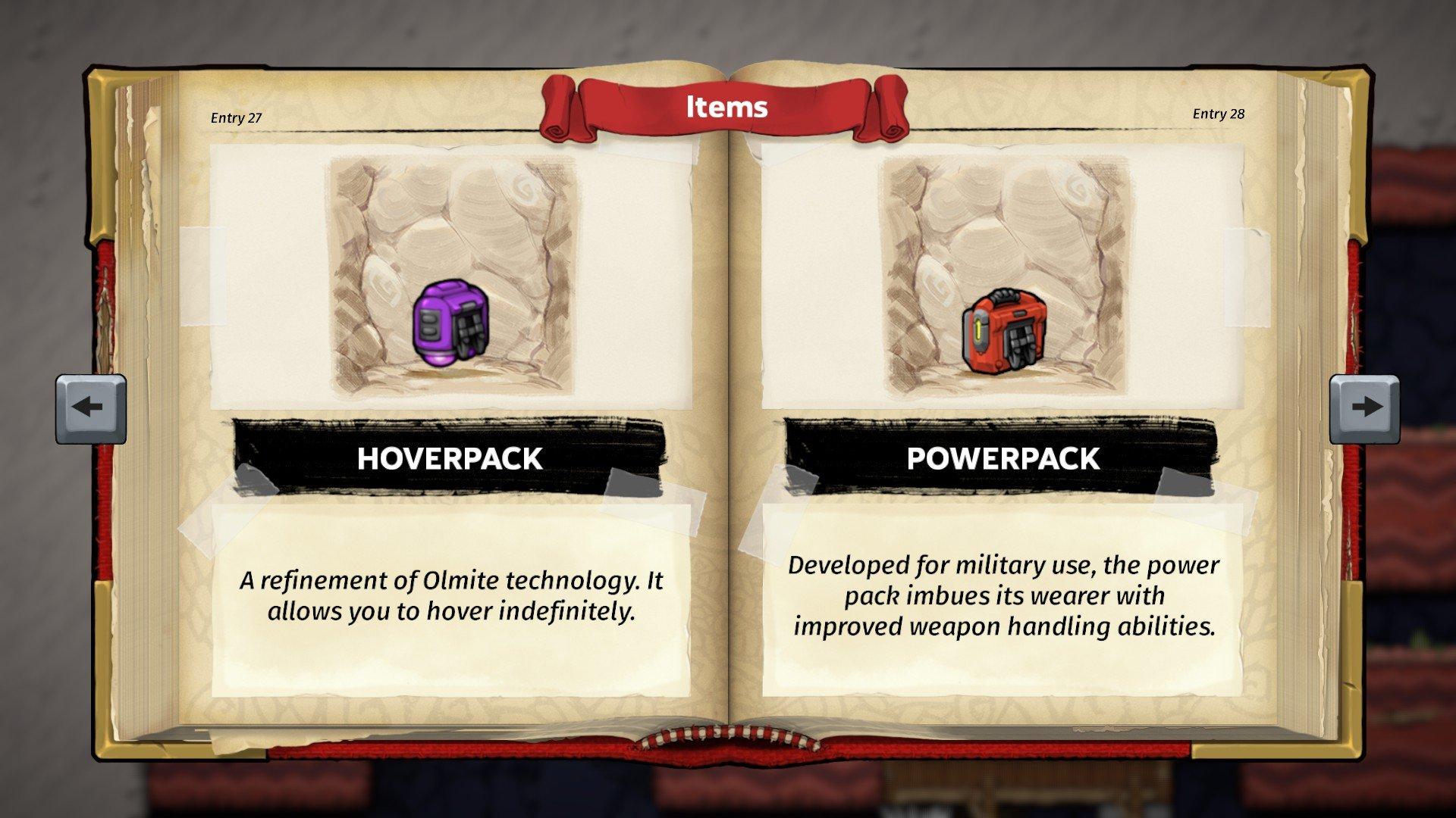 Spelunky 2 - Powerpack Item
