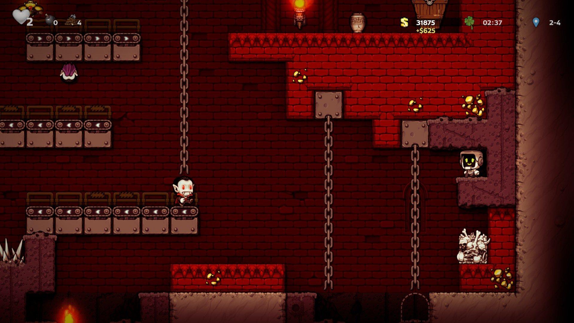 Spelunky 2 - Vampire Castle