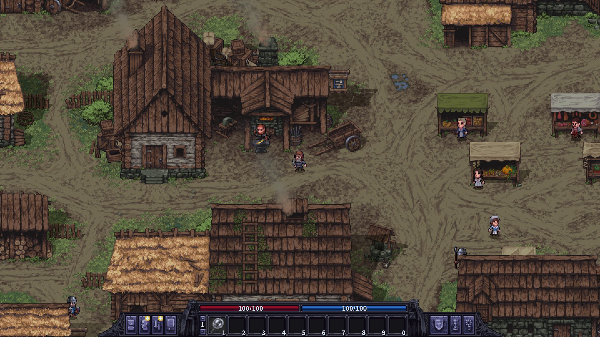 Stoneshard Screenshot Roguelike