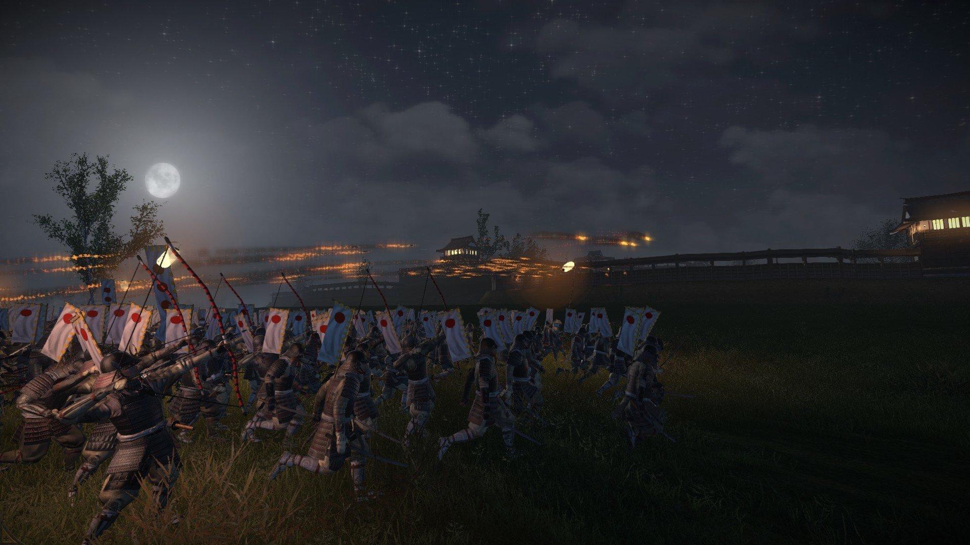 Total War SHOGUN 2 - Battle of Kawagoe Sega Free Steam