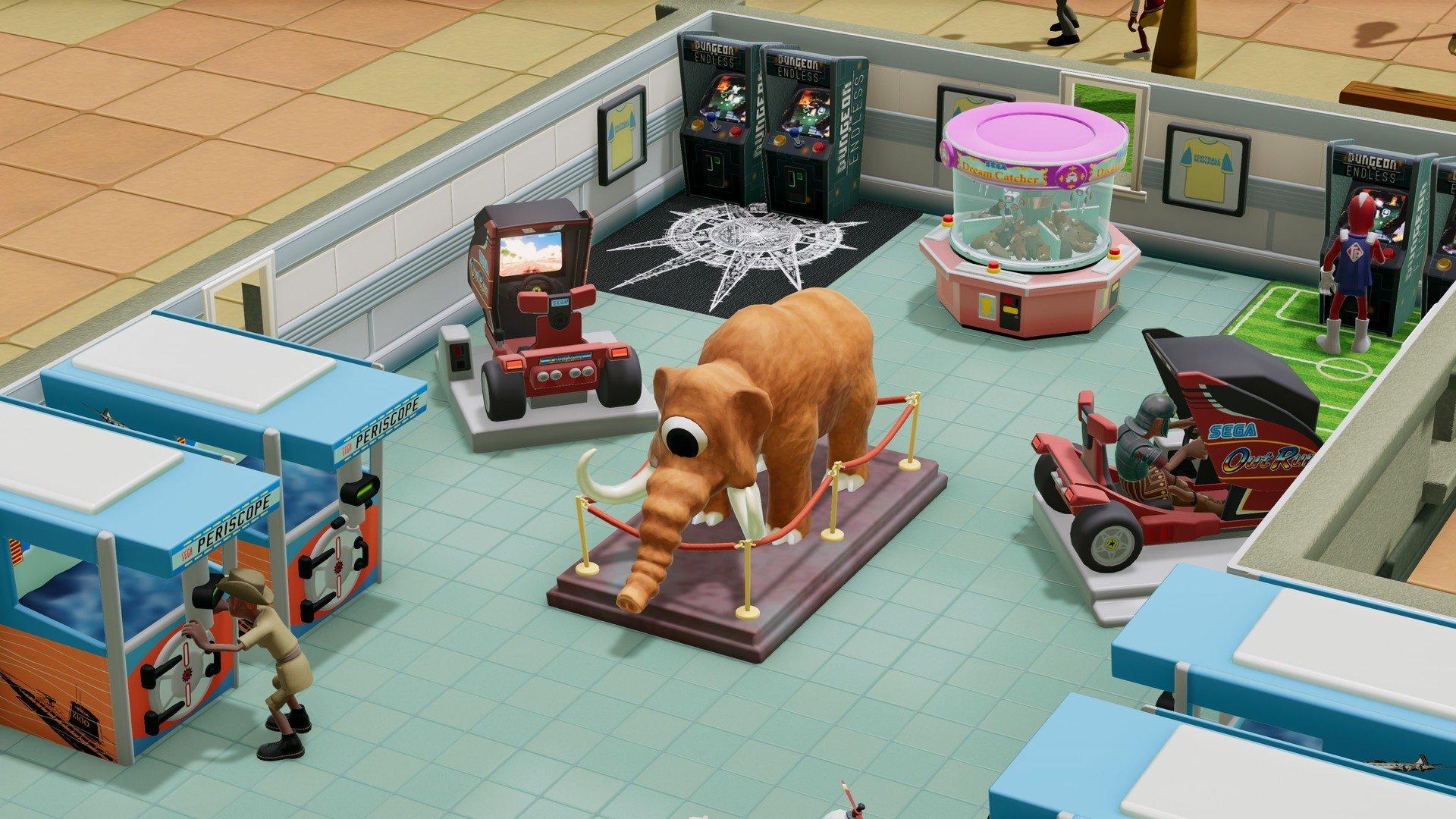 Two Point Hospital Sega Free Steam