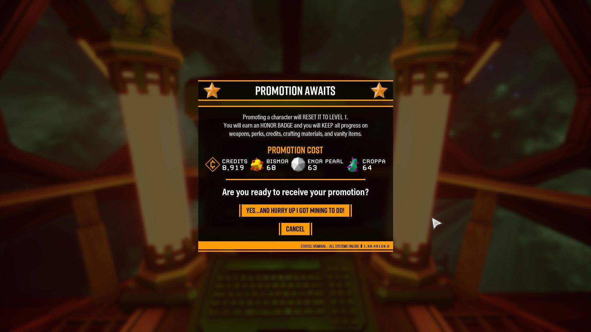 Deep Rock Galactic - How to Promote