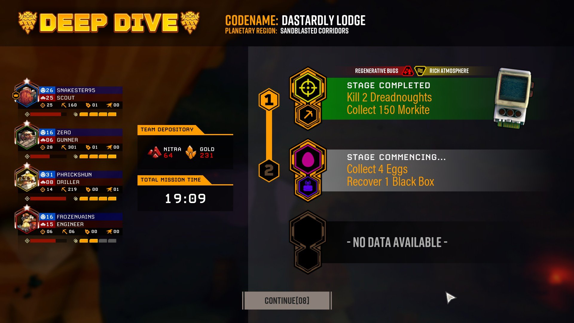 Deep Rock Galactic - What Are Deep Dives