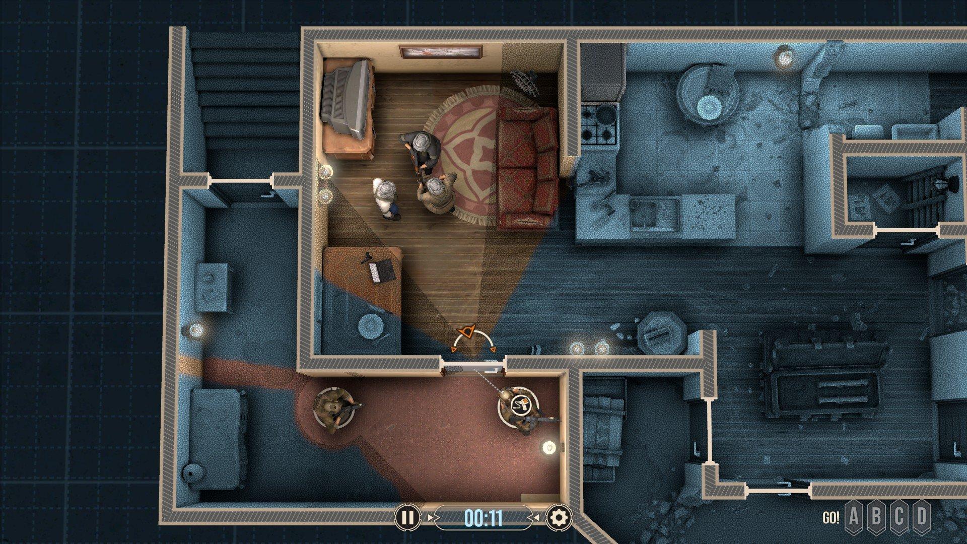 Door Kickers 2 - Clearing Rooms Tip