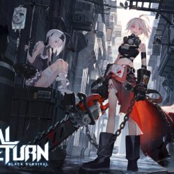 Eternal Return Black Survival Guide