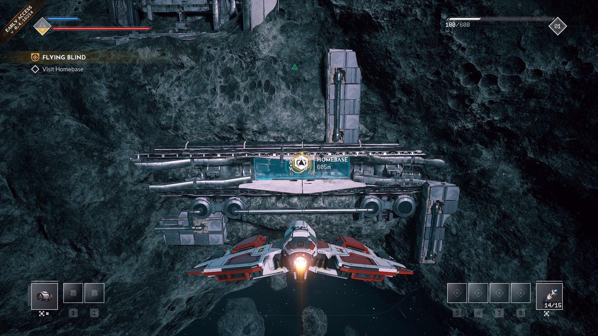 Everspace 2 Flying Blind Walkthrough 3