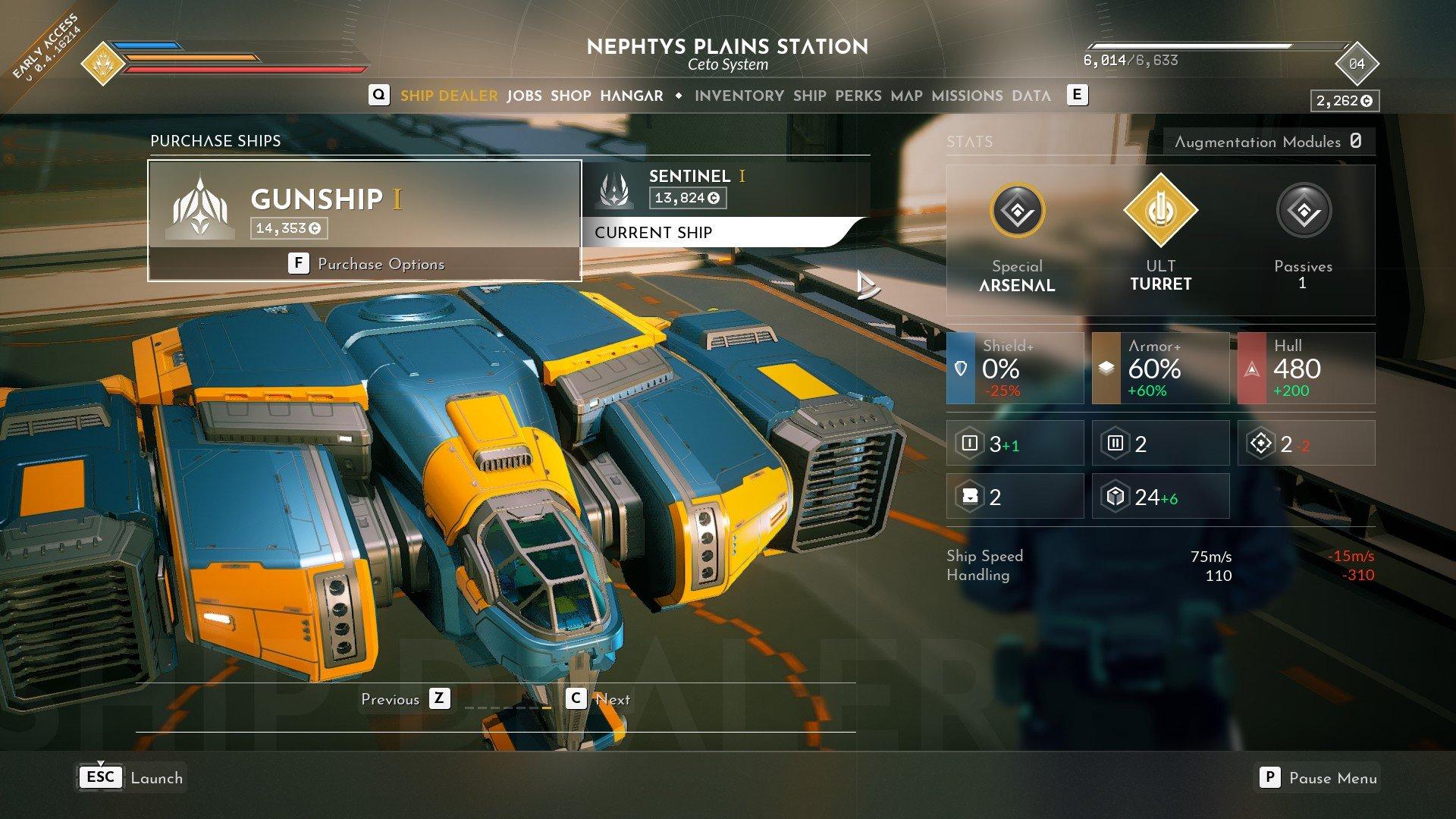Everspace 2 - Gunship I 3