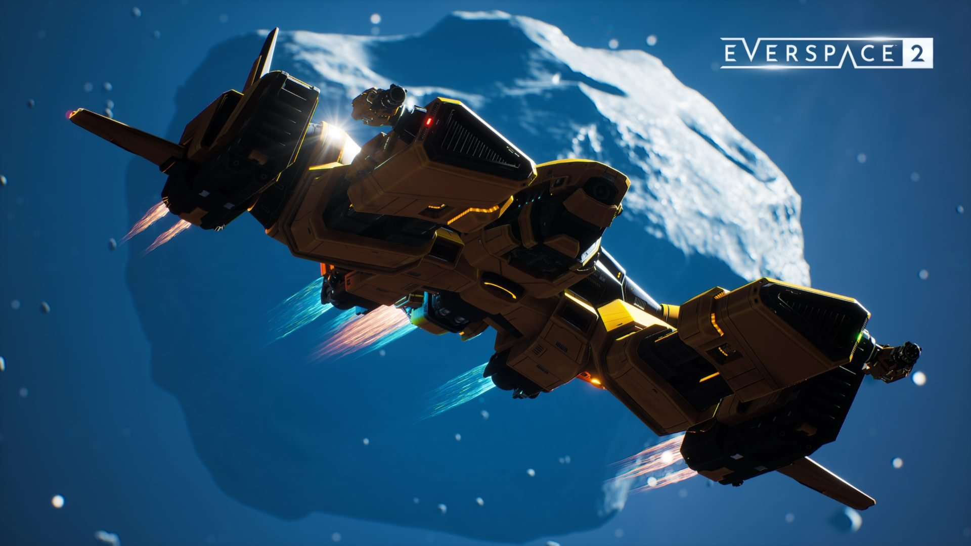 Everspace 2 How to Get New Ships Guide