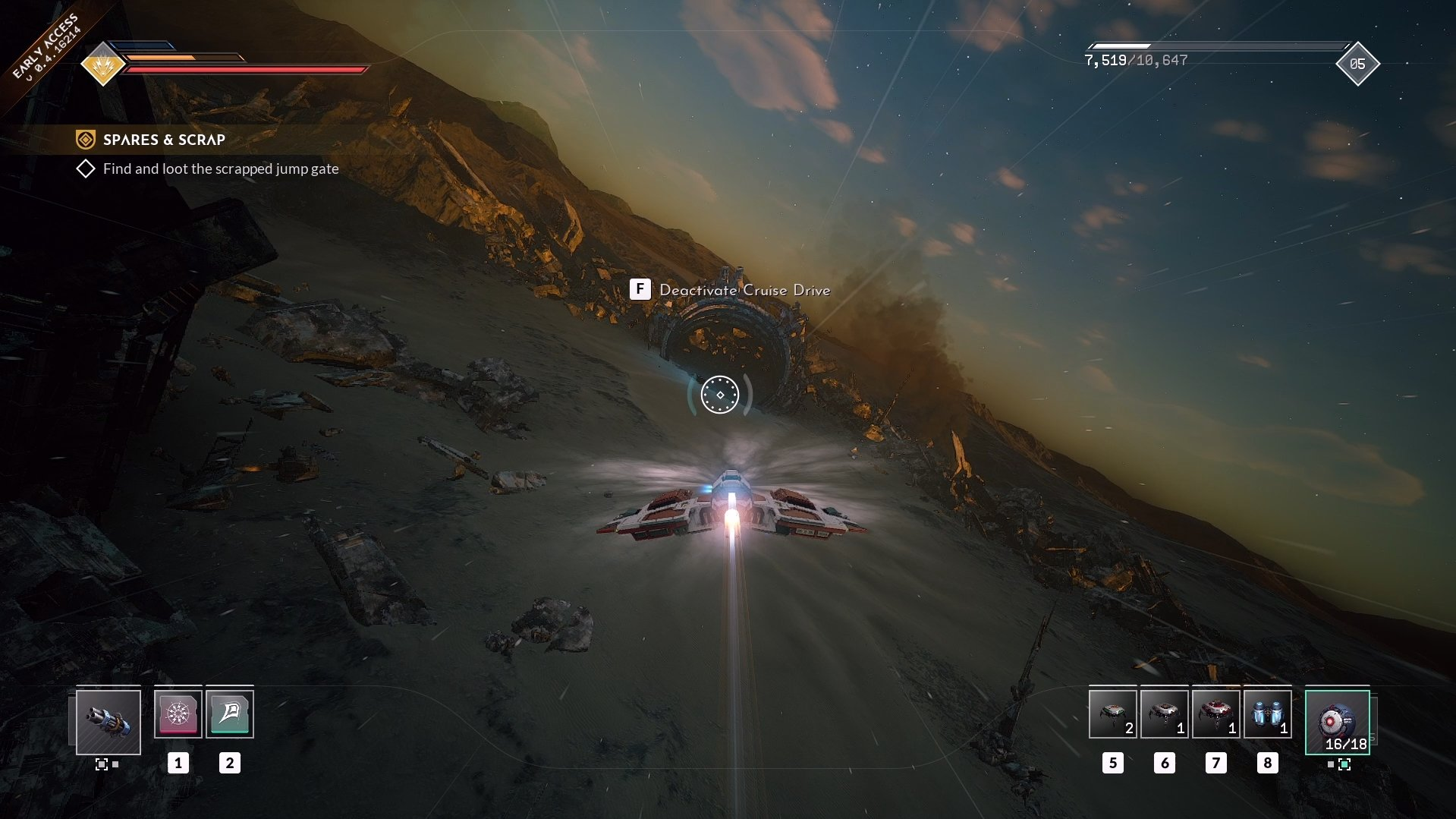 Everspace 2 Spares & Scraps Walkthrough 1