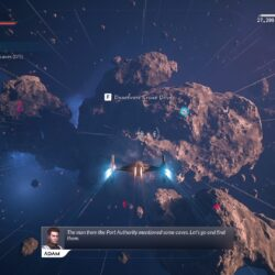 Everspace 2 - Spelunking For Madcaps Walkthrough 1