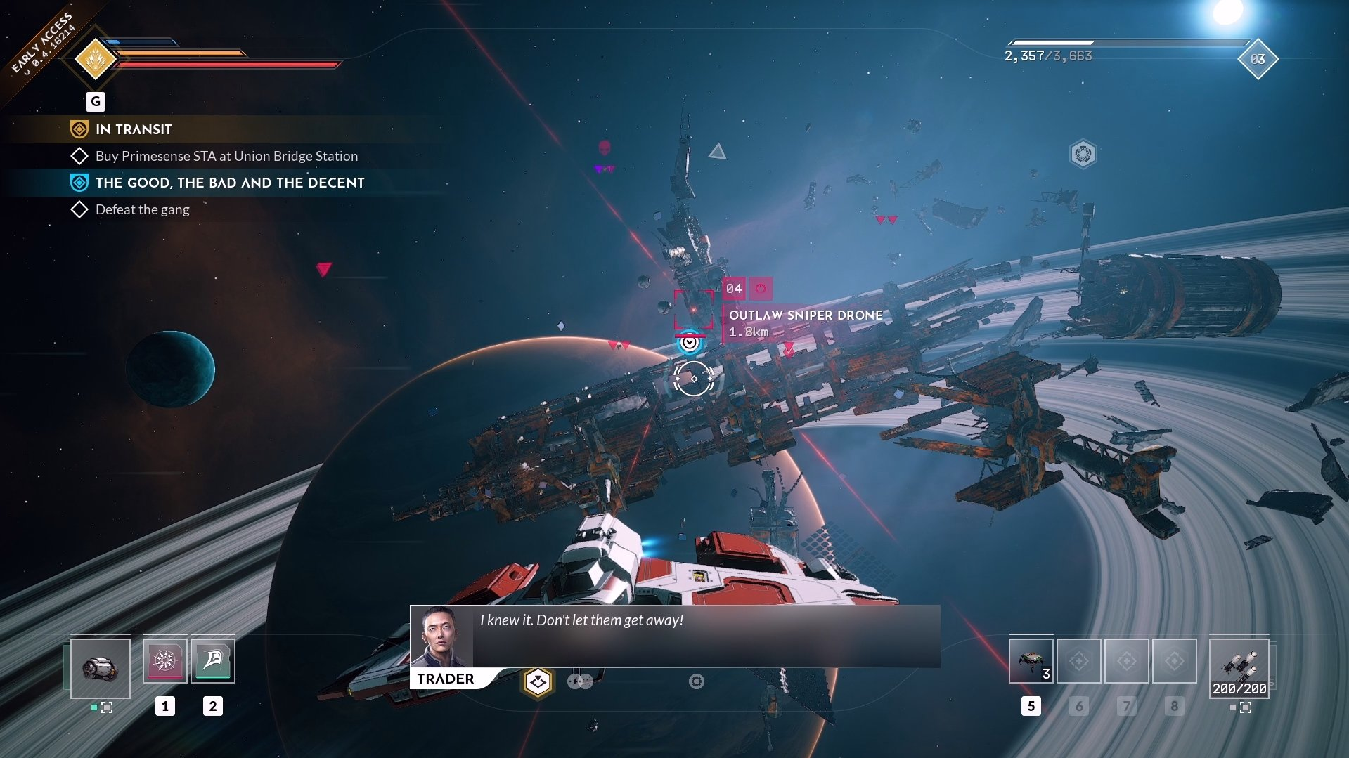 Everspace 2 The Good, The Bad, The Ugly Walkthrough 2