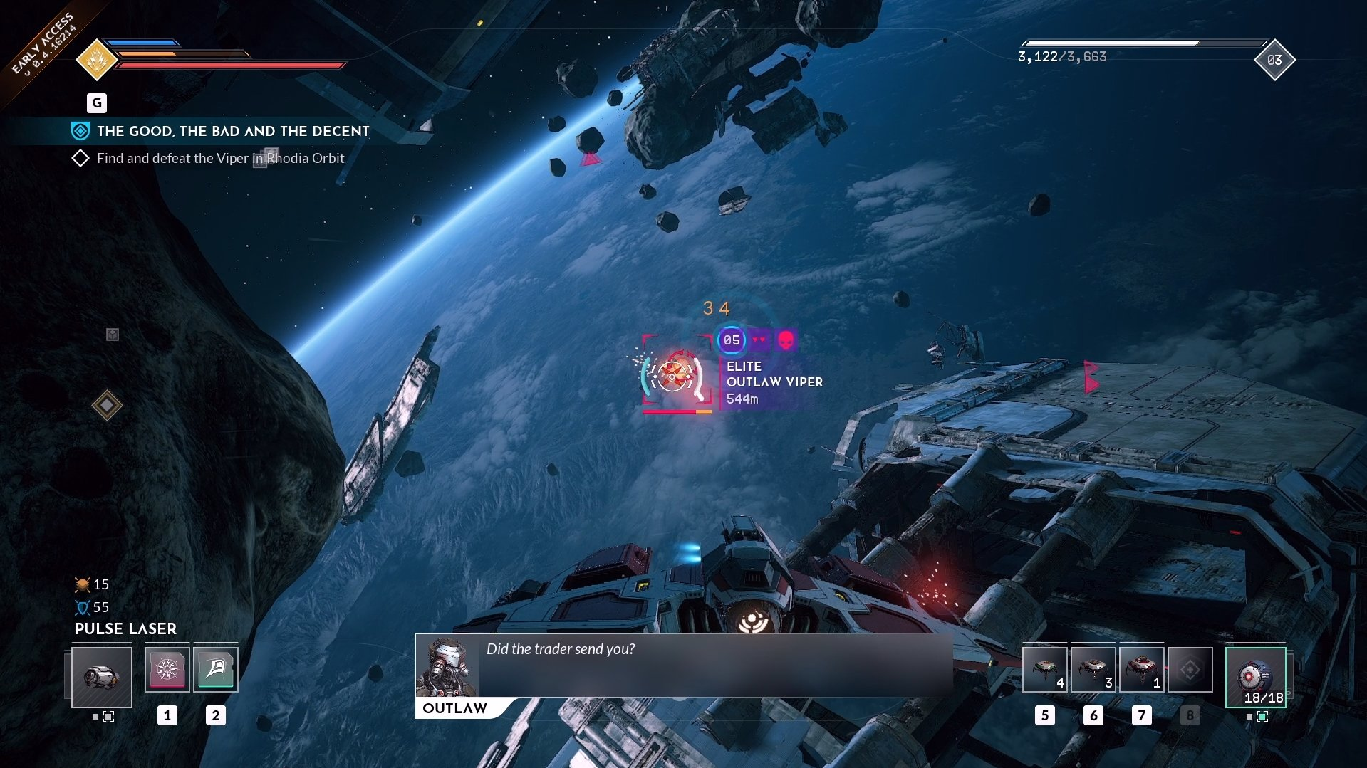 Everspace 2 The Good, The Bad, The Ugly Walkthrough 3