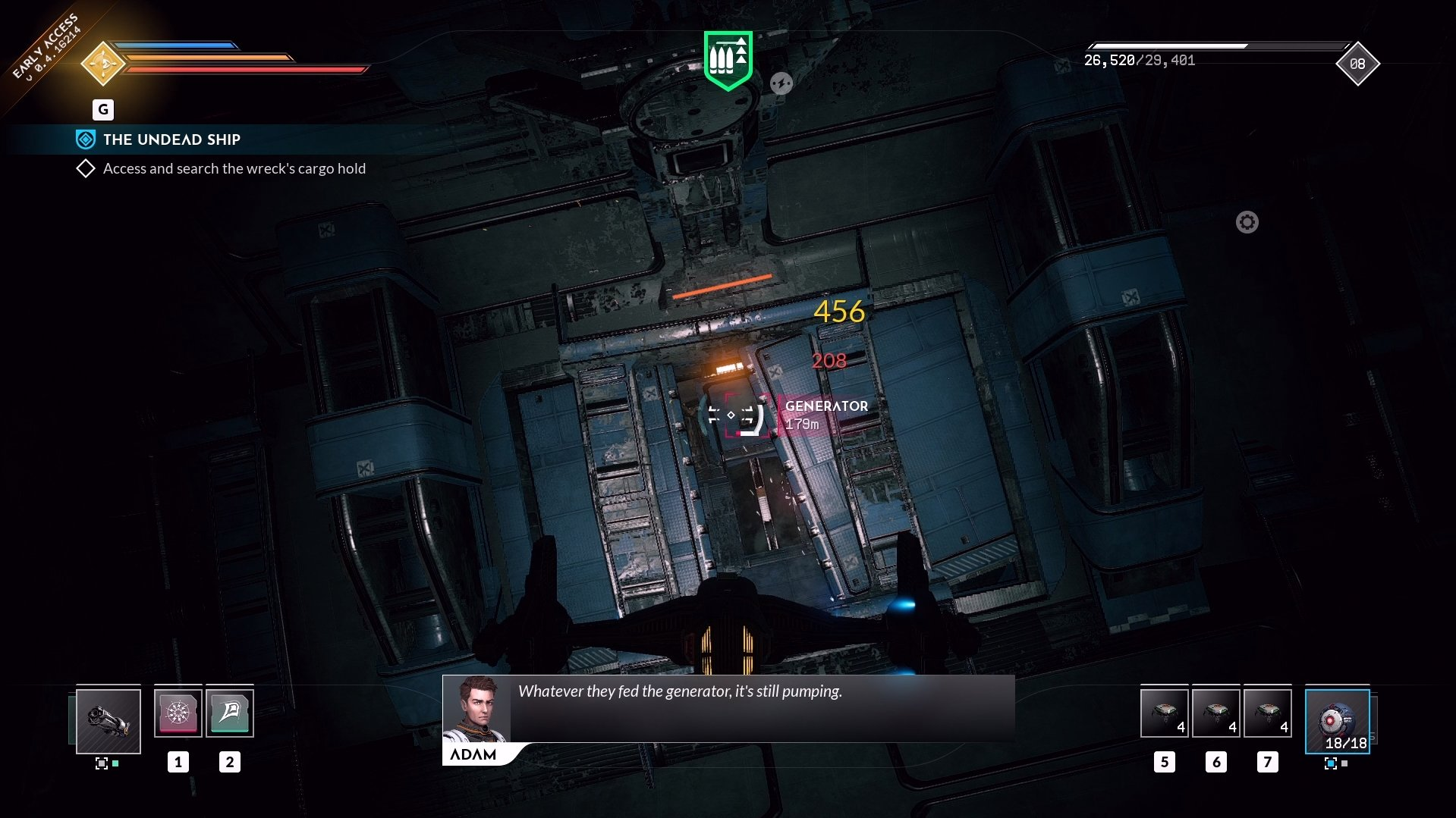 Everspace 2 The Undead Ship Walkthrough 3