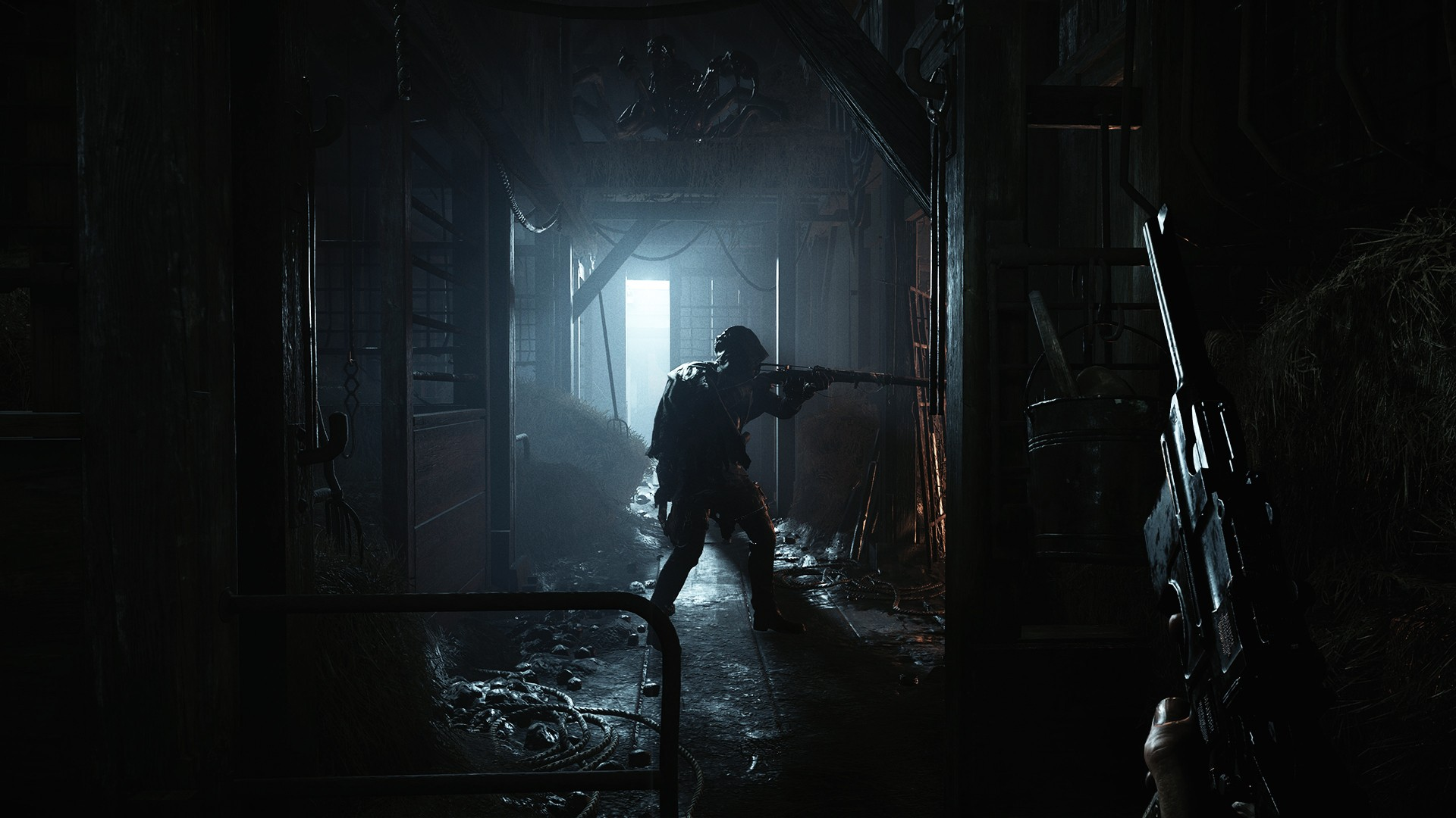 Hunt Showdown Ambushing Players Screenshot