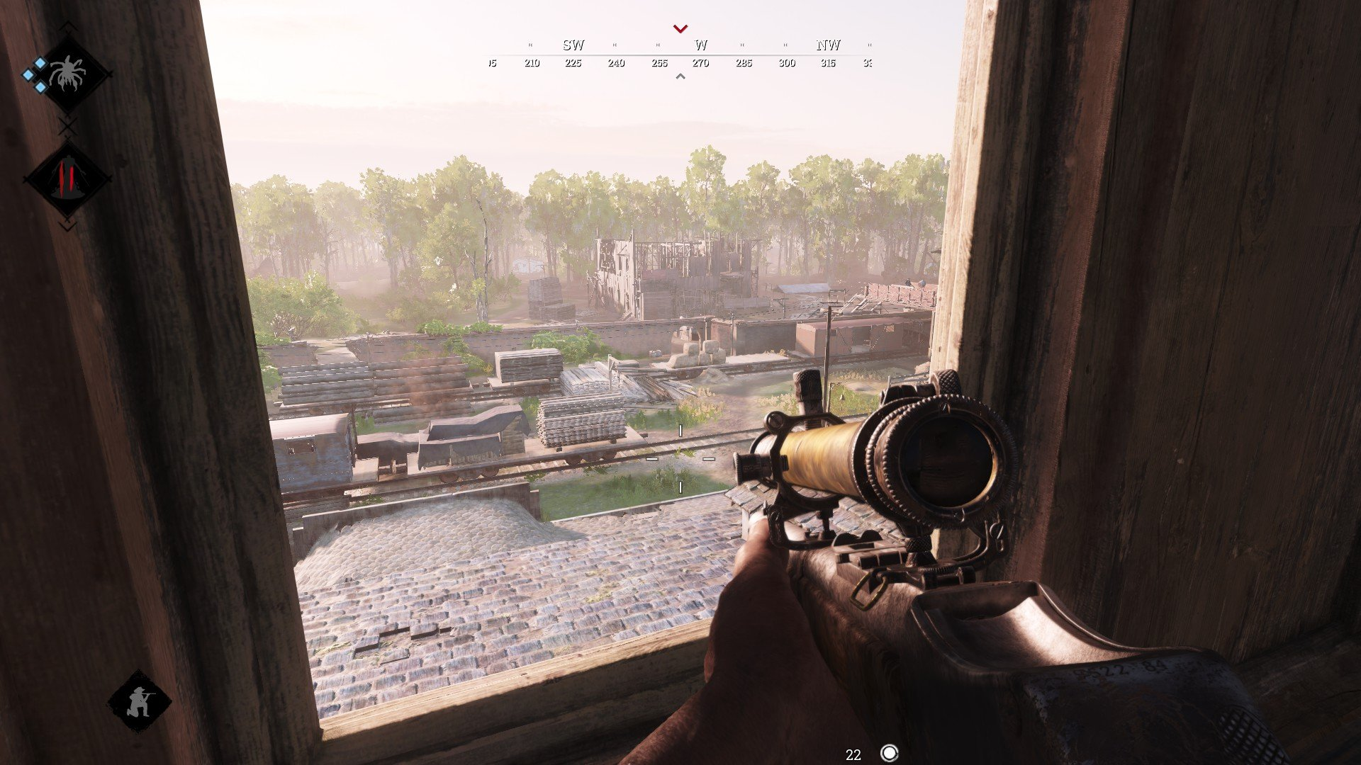 Hunt Showdown Cross Platform Play