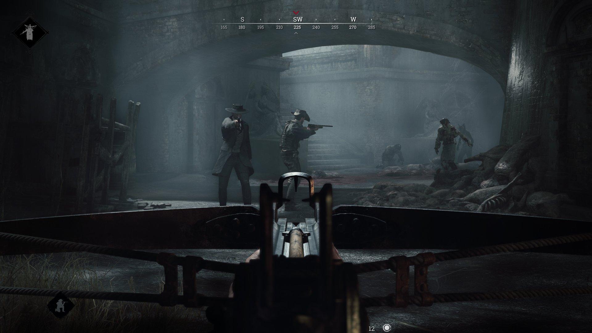 Hunt Showdown How Many Players