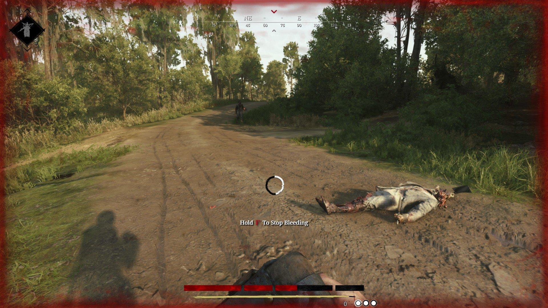 Hunt Showdown How to Heal