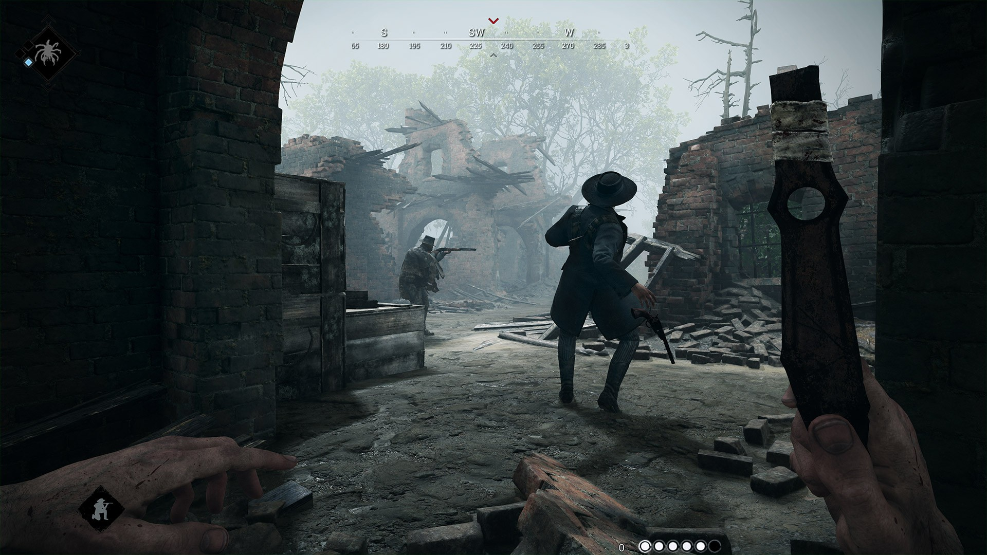 Hunt Showdown Solo PVP Guide