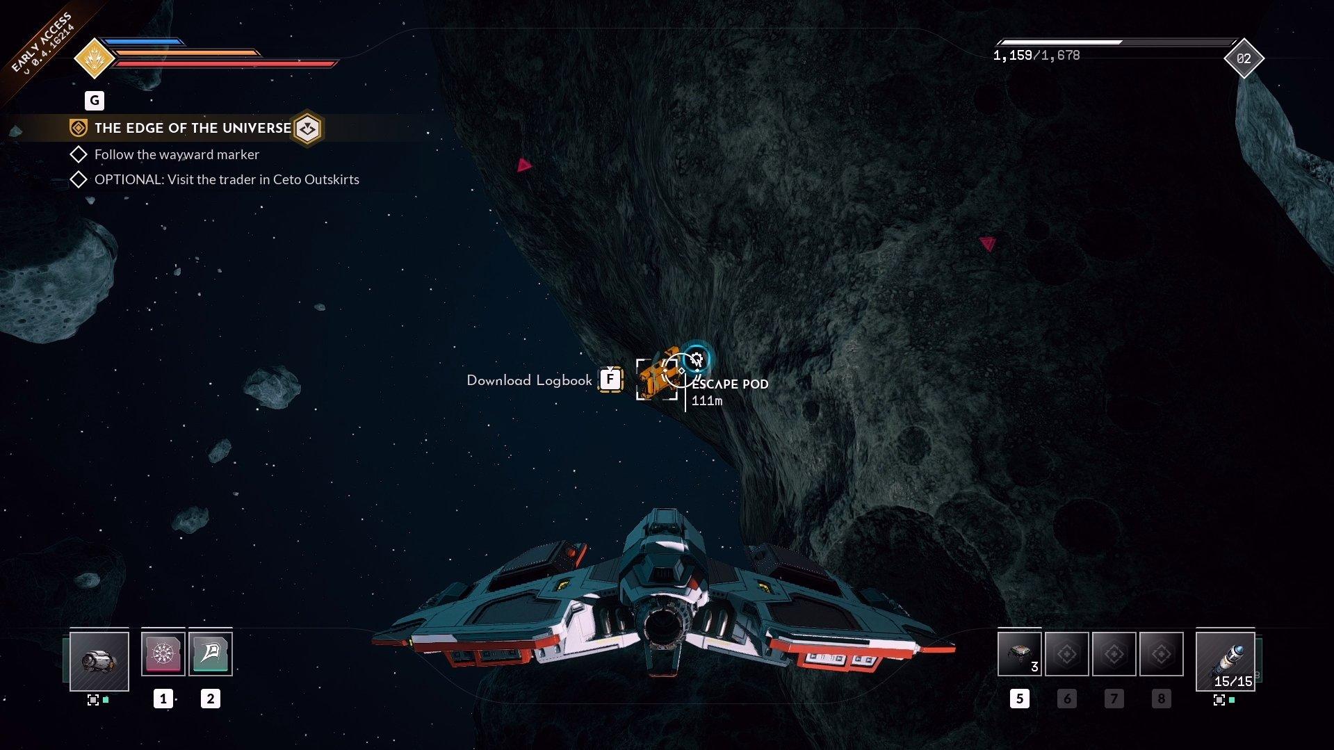 The Edge of the Universe Walkthrough 6
