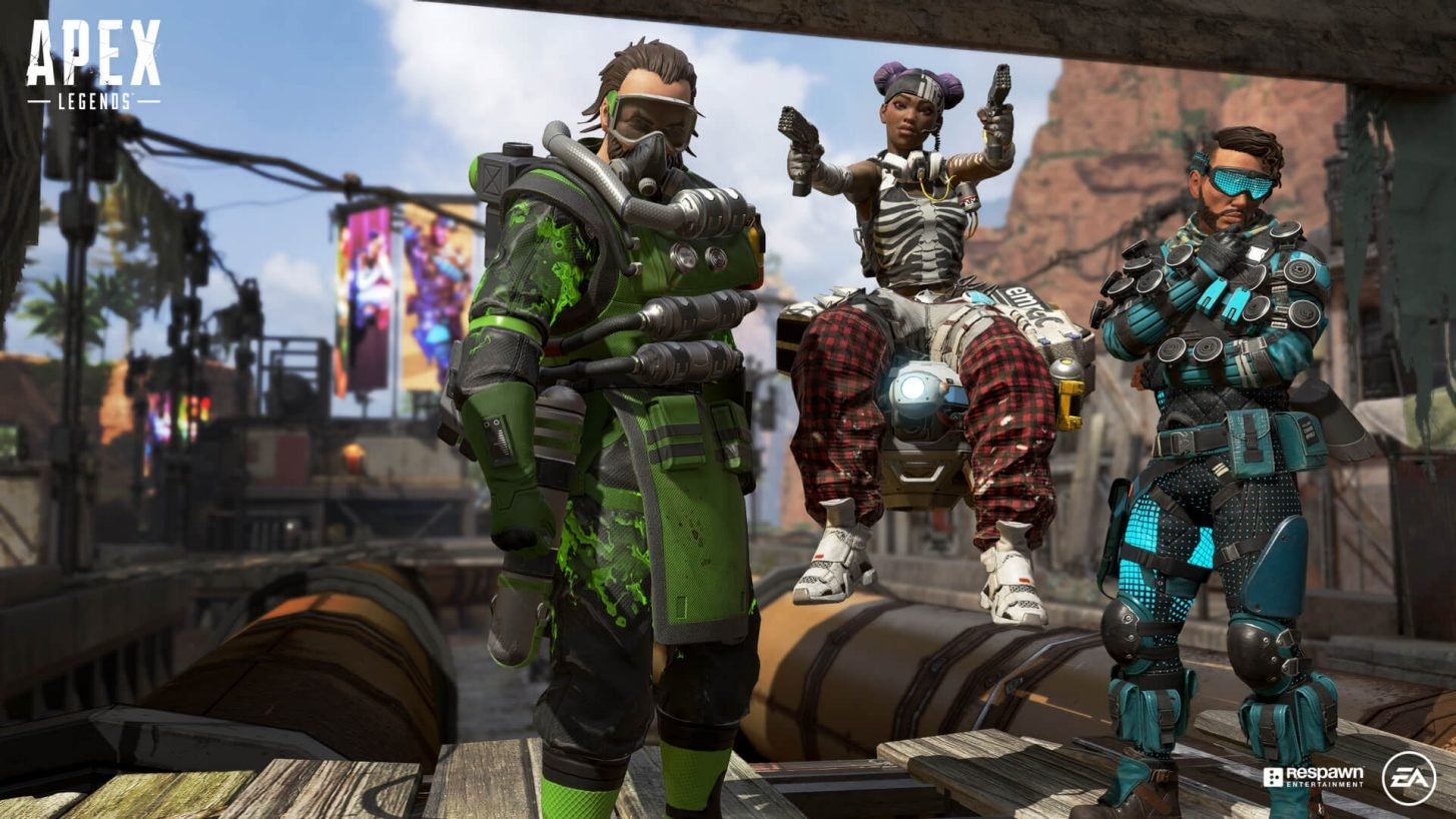 Apex Legends - What Counts as an Assist
