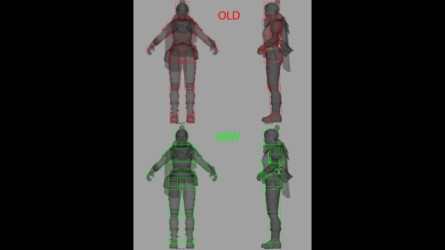 Apex Legends Wraith Hitbox Change