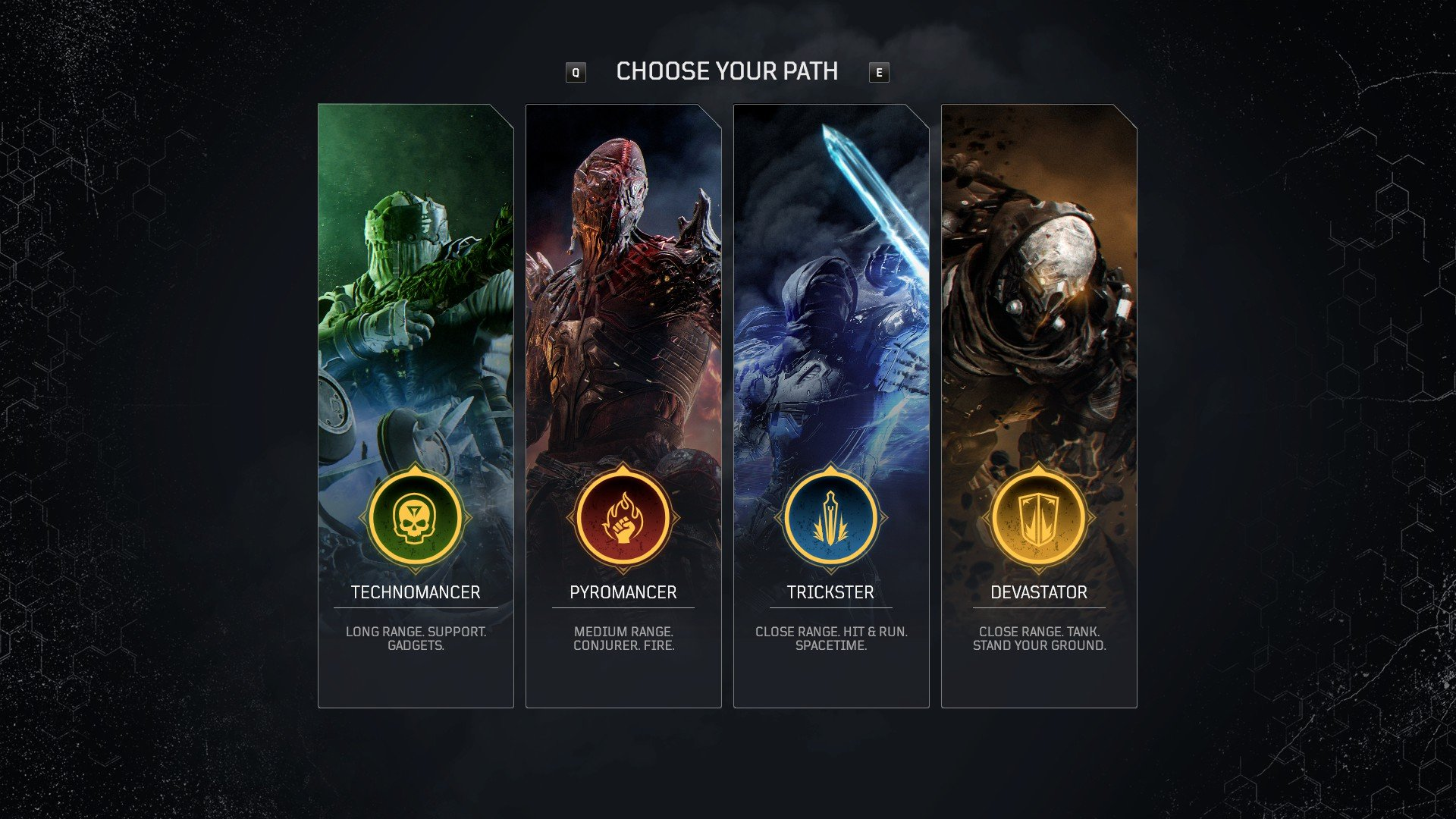 Outriders - All Classes Screenshot