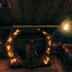 Valheim - An Item Prevents You Portal 2