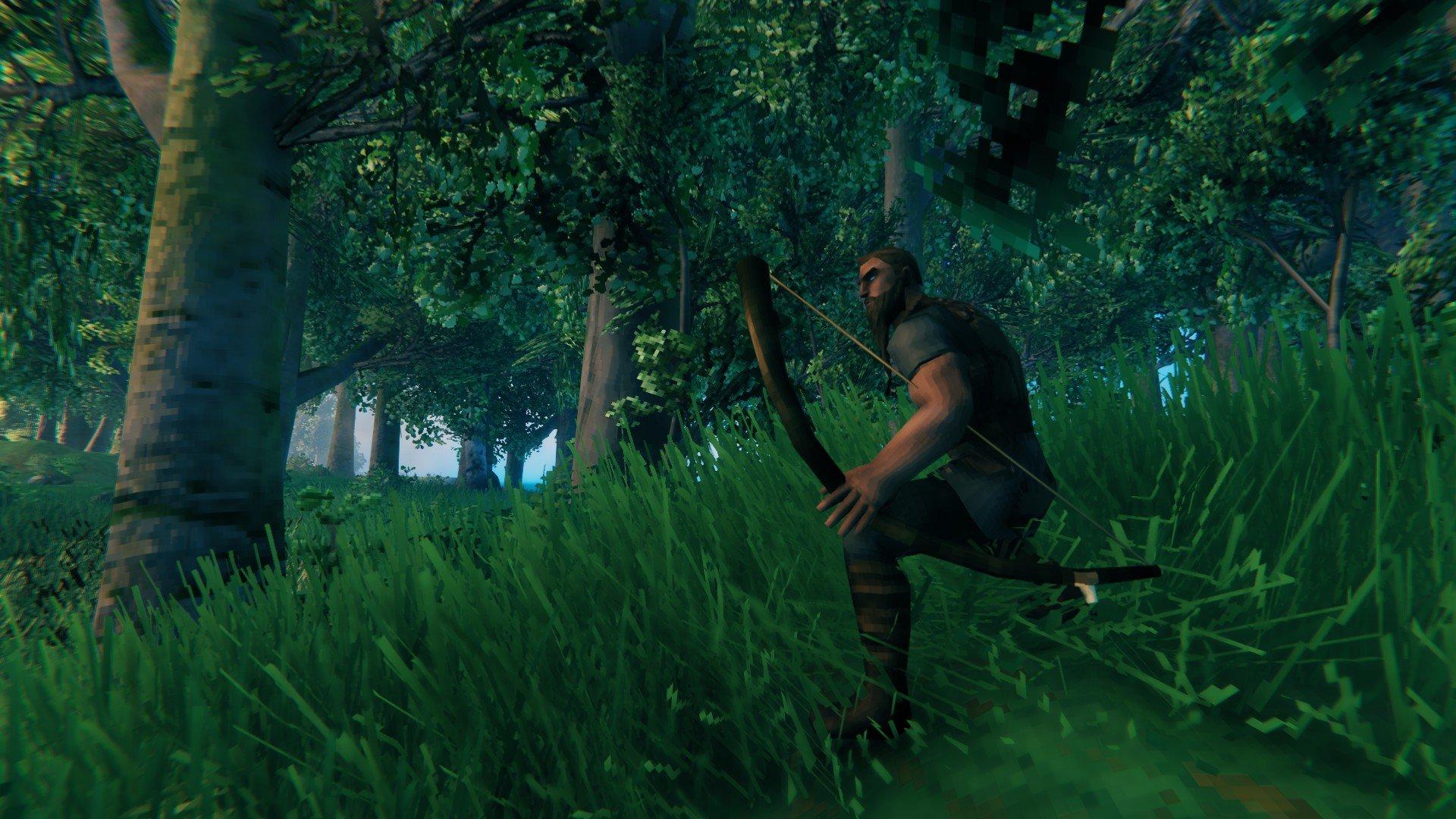 Valheim - Bow Screenshot