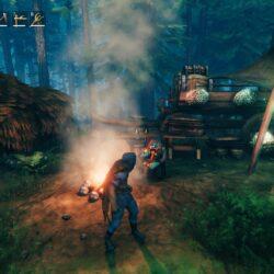 Valheim - Holdor Screenshot NPC