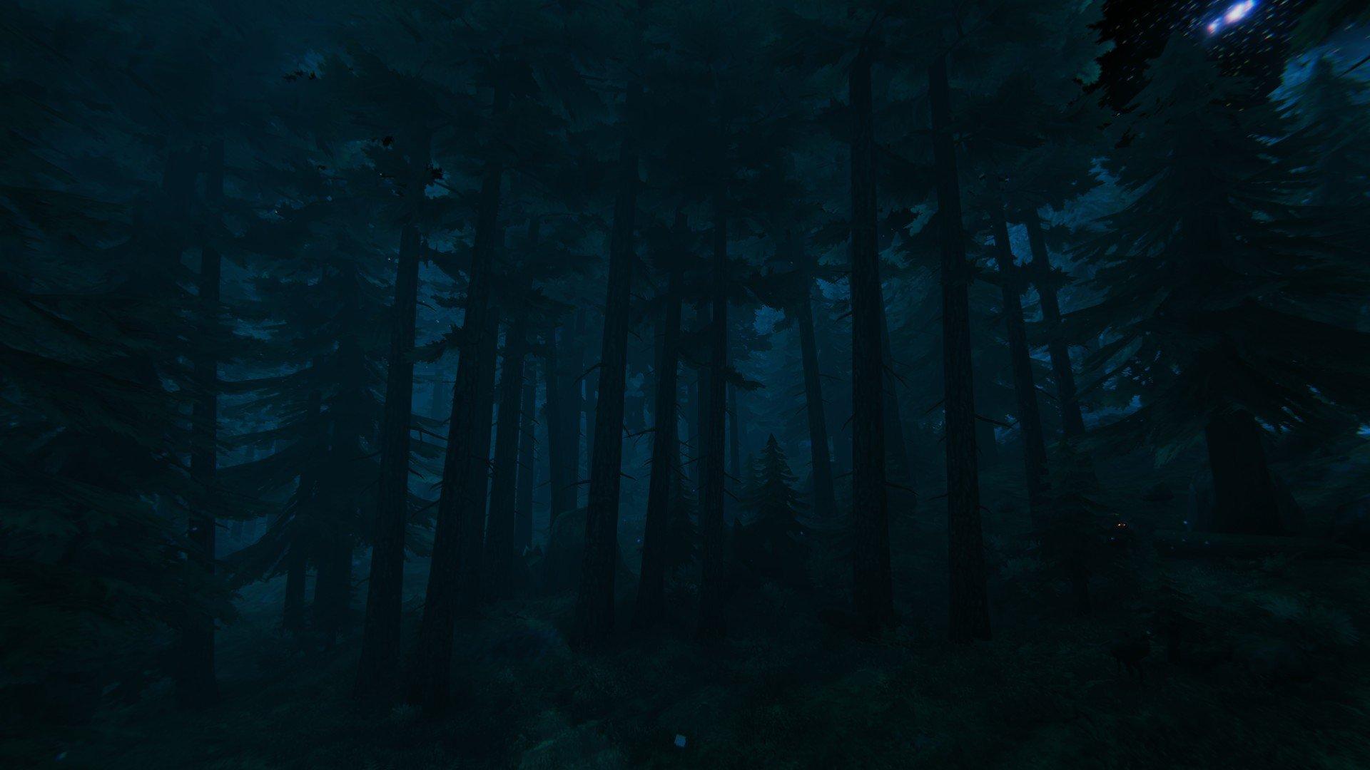 Valheim - Pine Trees Screenshot