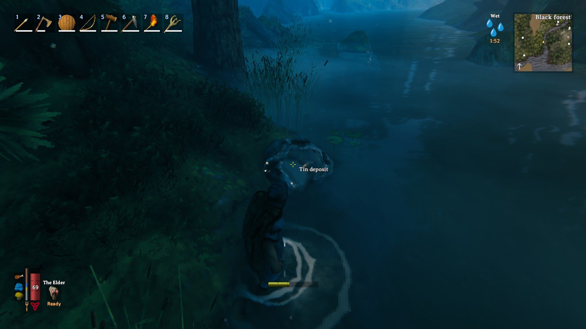 Valheim - Tin Deposit Screenshot