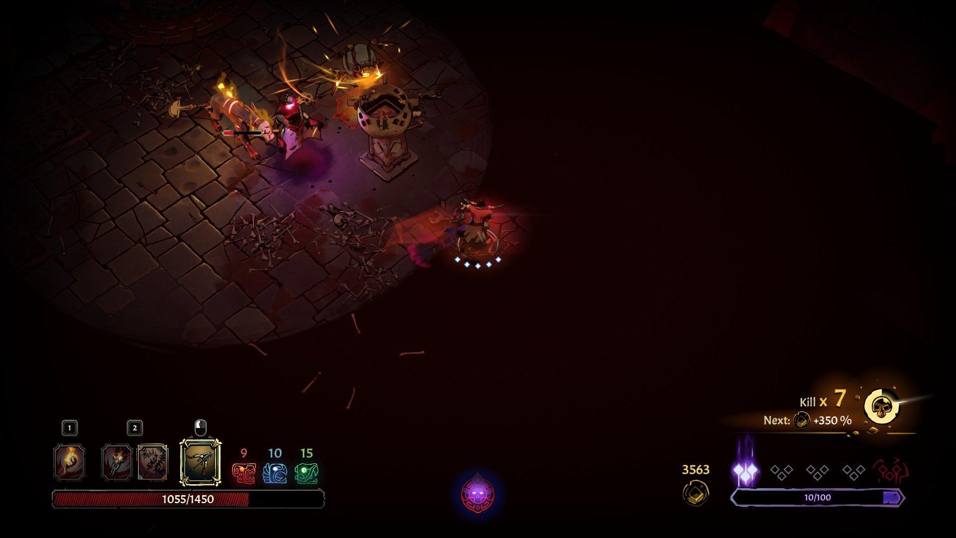 Curse of the Dead Gods - Dodge Collision Tip