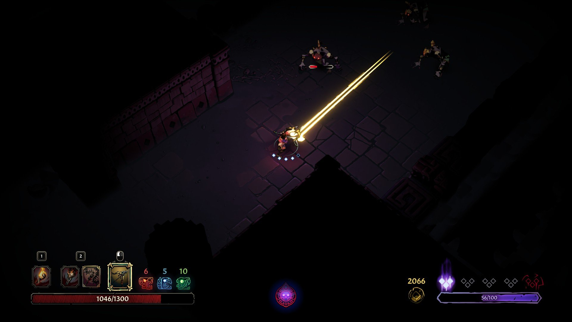 Curse of the Dead Gods - Ranged Weapons