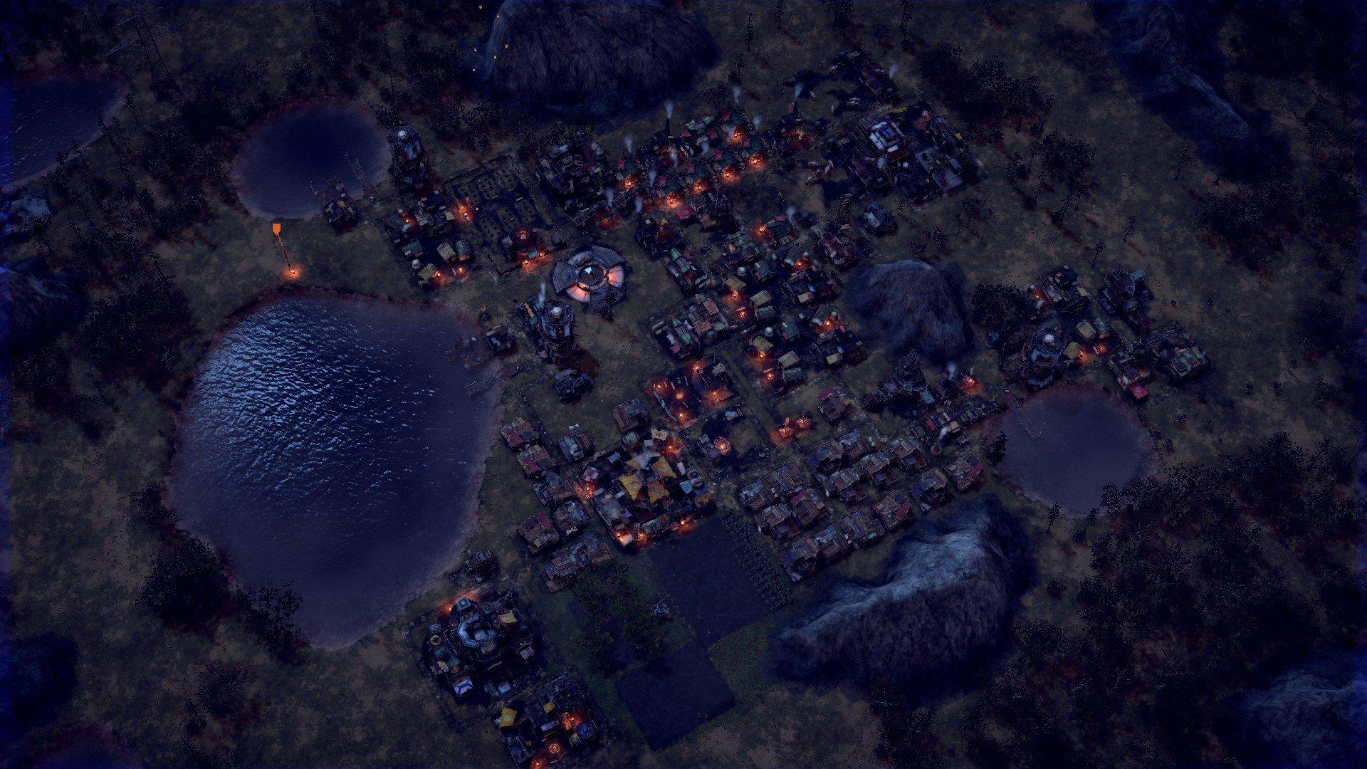 Endzone - A World Apart Review Settlement Screenshot