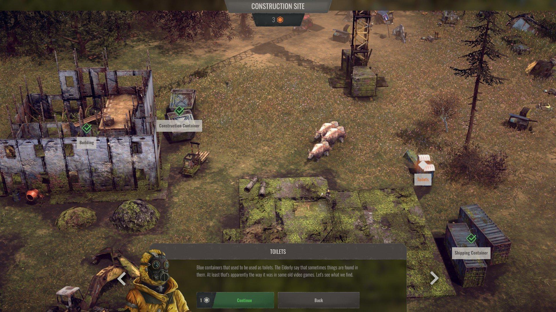Endzone - A World Apart Expedition Screenshot