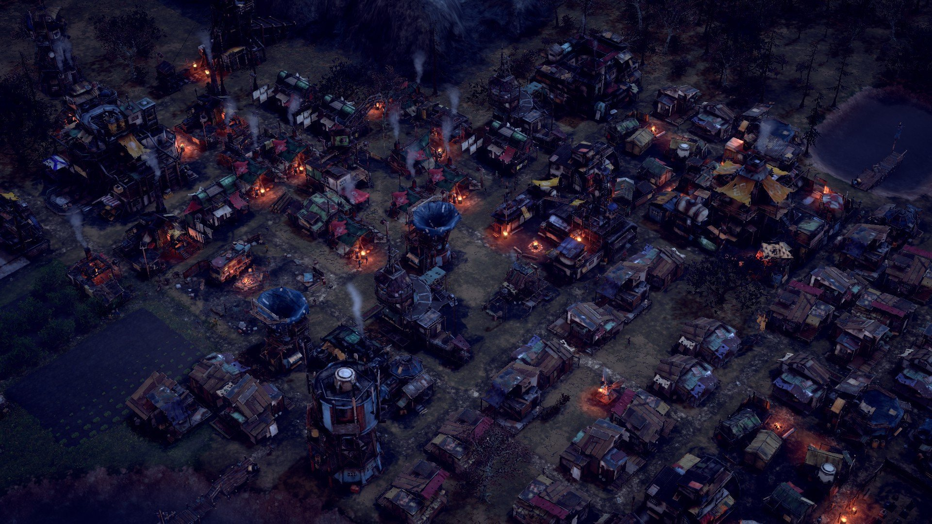 Endzone - A World Apart Review Screenshot