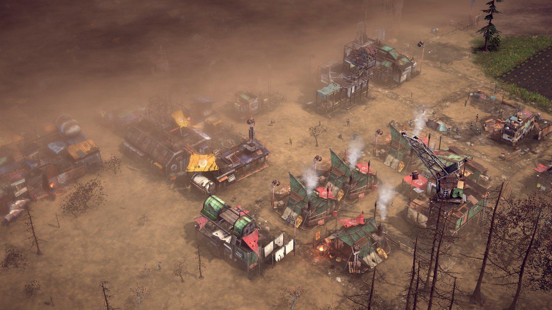 Endzone - A World Apart Sandstorm