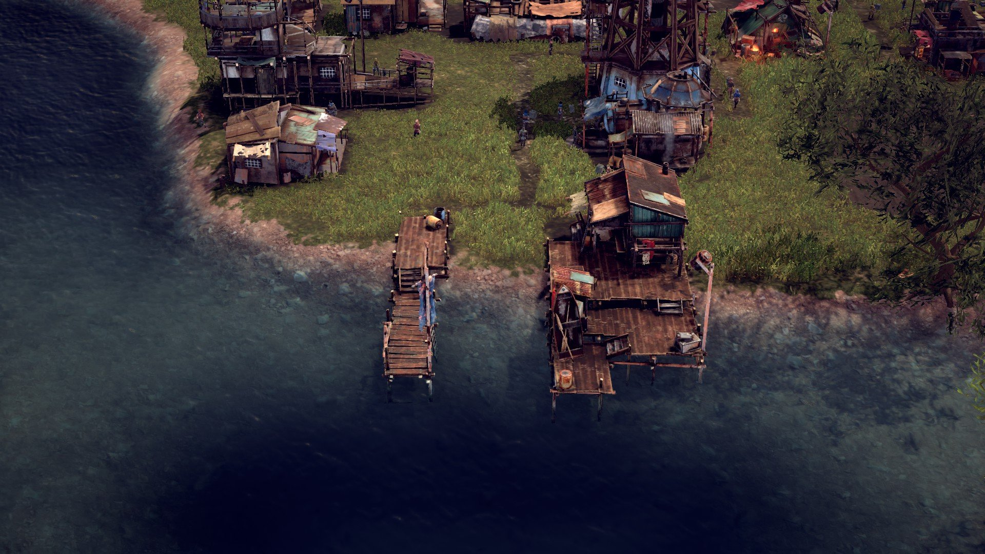 Endzone - A World Apart Tutorial Screenshot