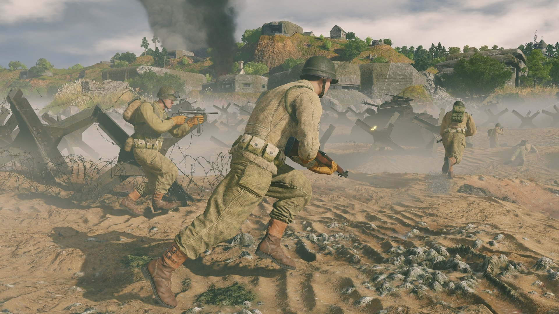 Enlisted - How to Play D-Day Screenshot