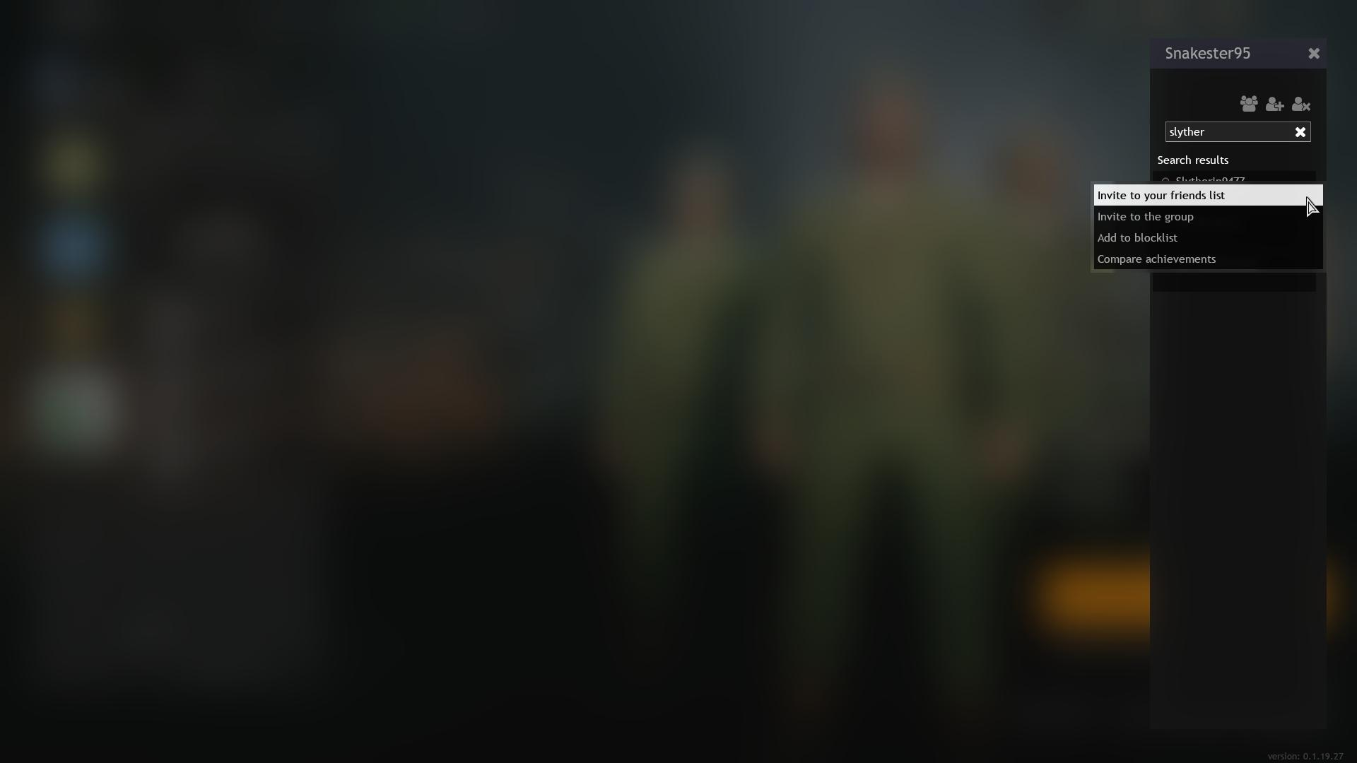 Enlisted - Invite Friends to Play With