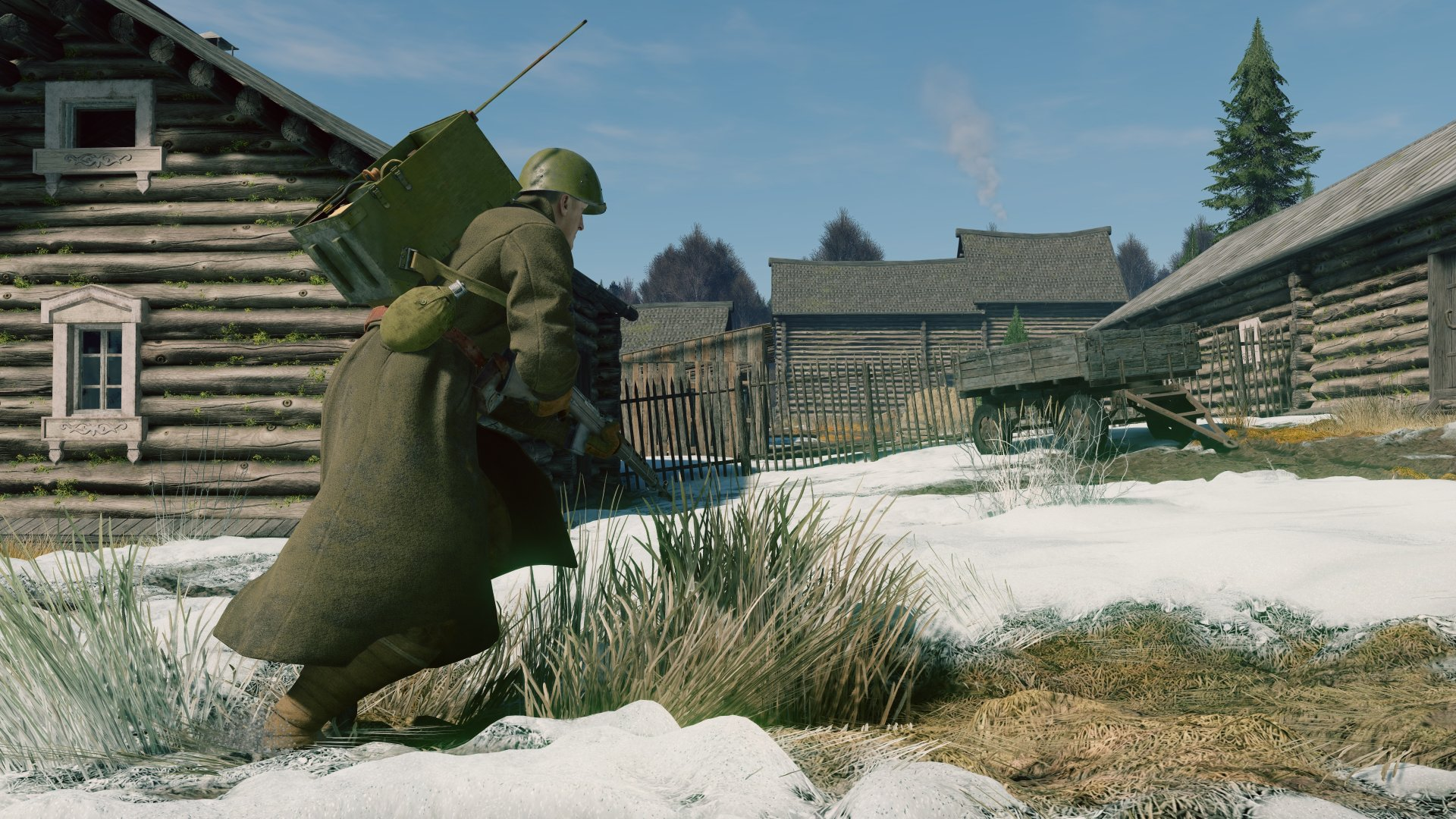 Enlisted - Lone Fighters Mode Guide Screenshot