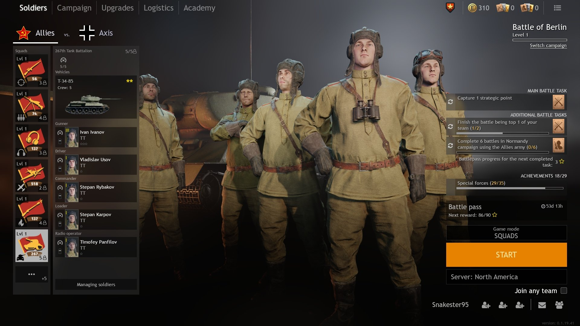 Enlisted - Tank Roles Guide Screenshot