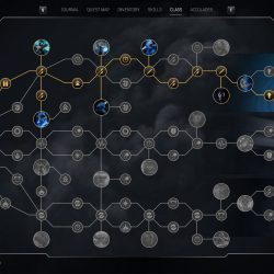 Outriders - Trickster Class Tree Screenshot