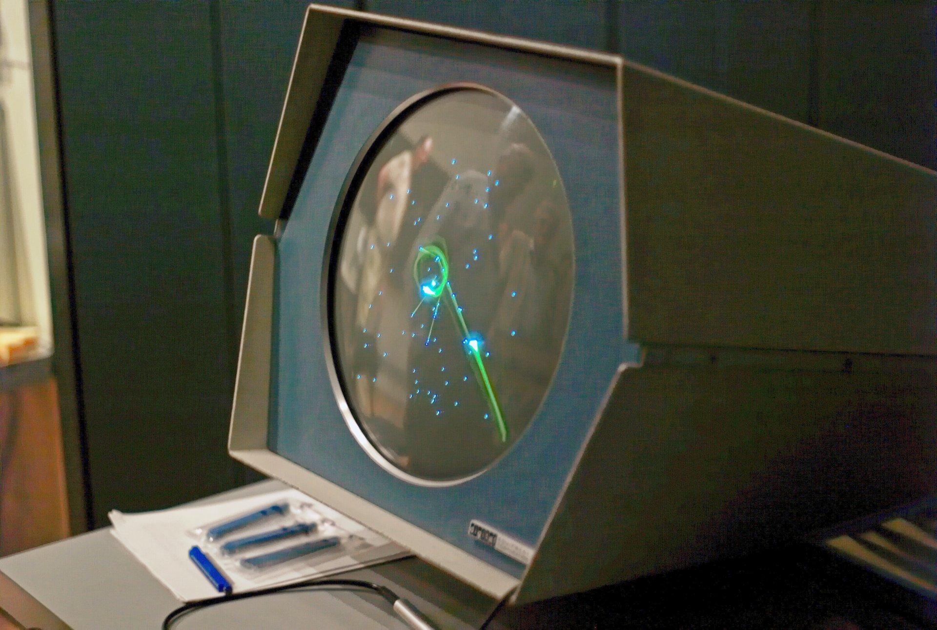 Spacewar! Original Game