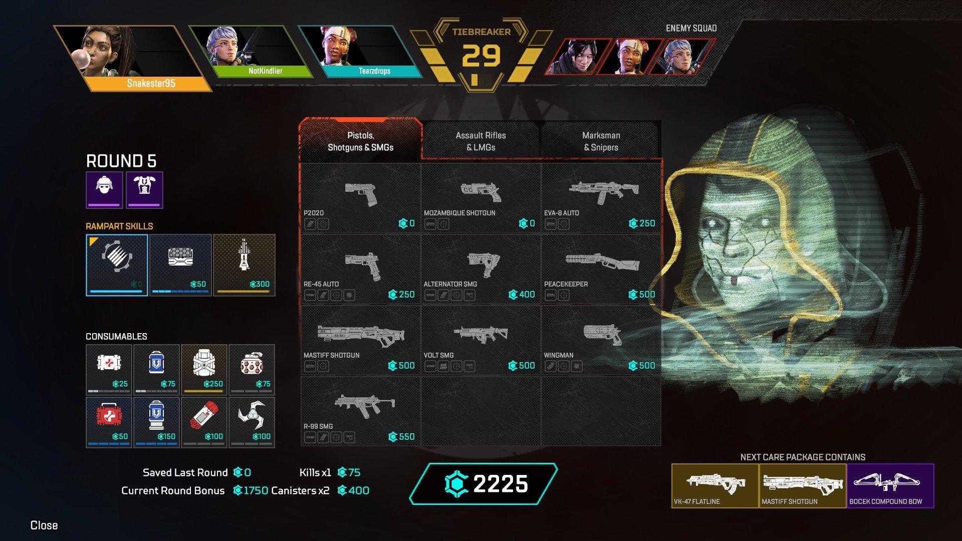 Apex Legends - Arenas Mode