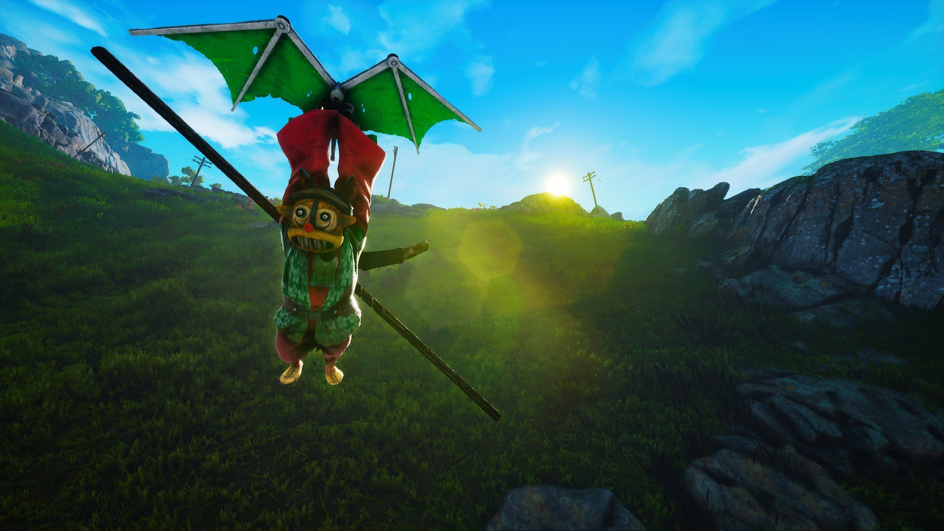Biomutant - How to Fly Guide
