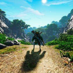 Biomutant - Comando Class Screenshot