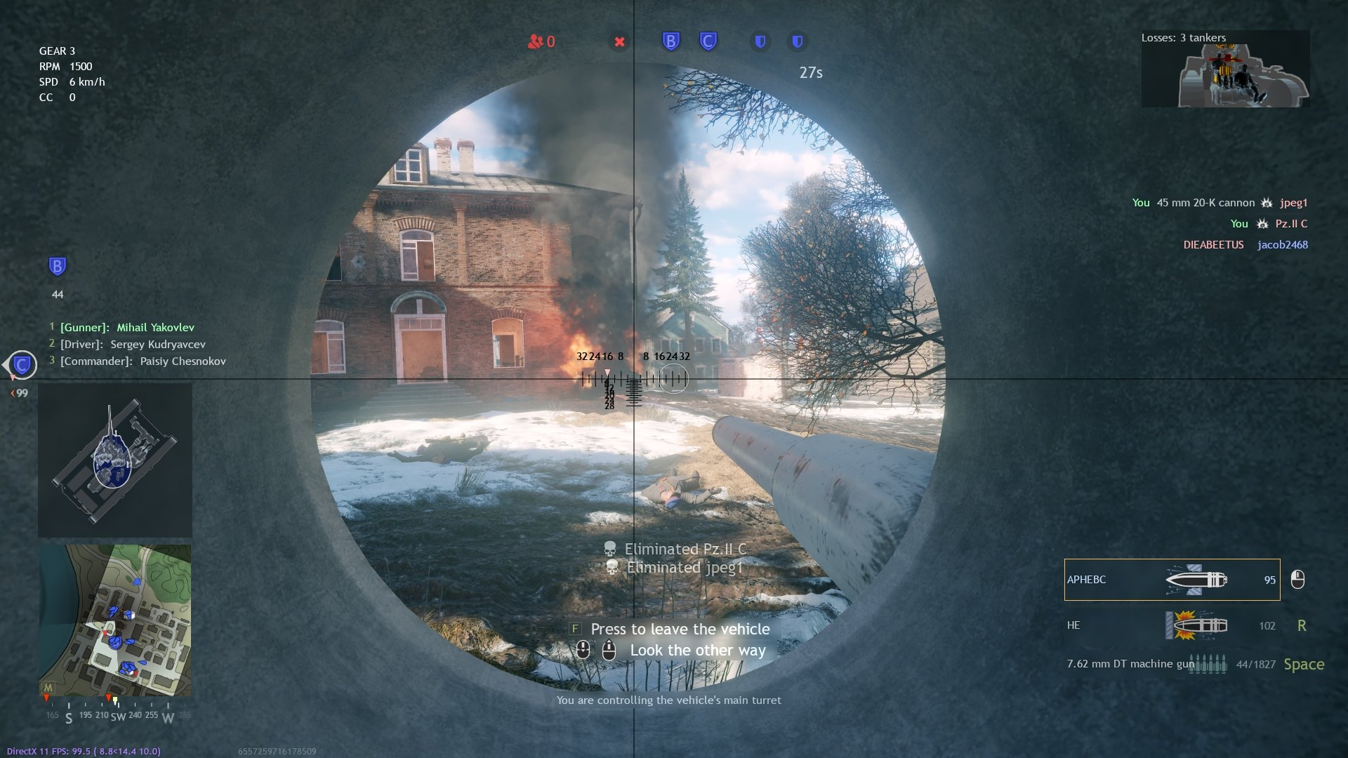 Enlisted - How to Destroy Tanks Screenshot