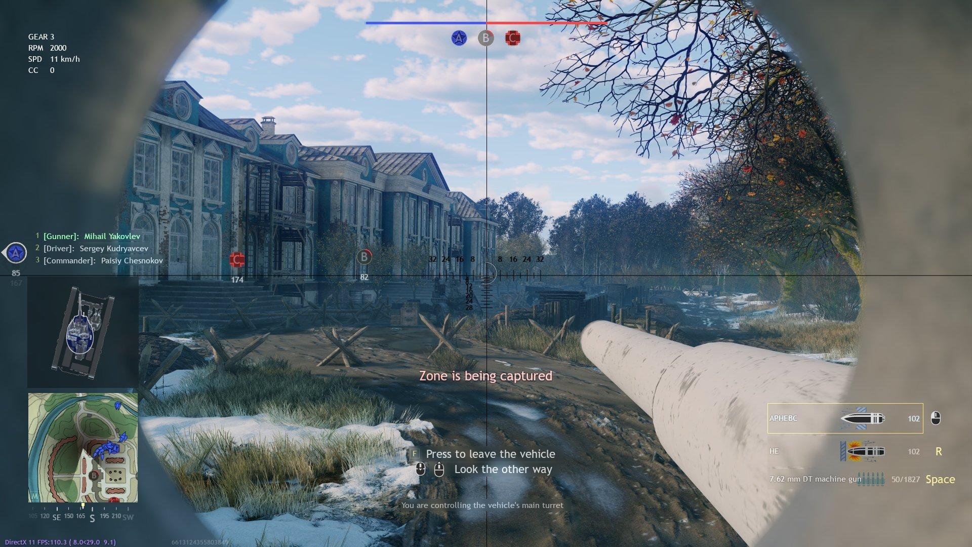 Enlisted - Tank Ammo Screenshot