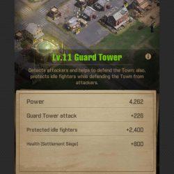 TWD Survivors Guard Tower Defense